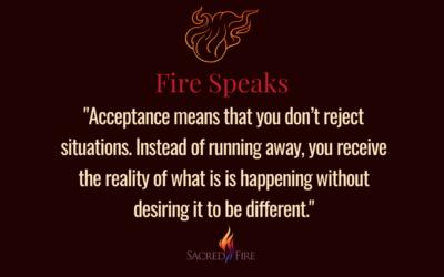 Acceptance is Not Endorsement