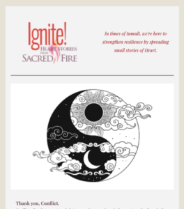 Sacred Fire eZine Ignite issue 12