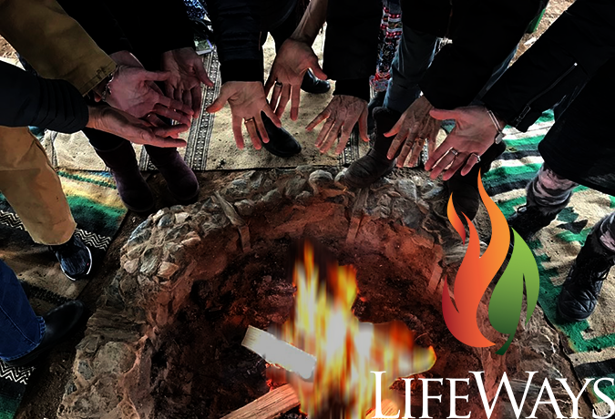 Sacred Fire River Mountain and LifeWays