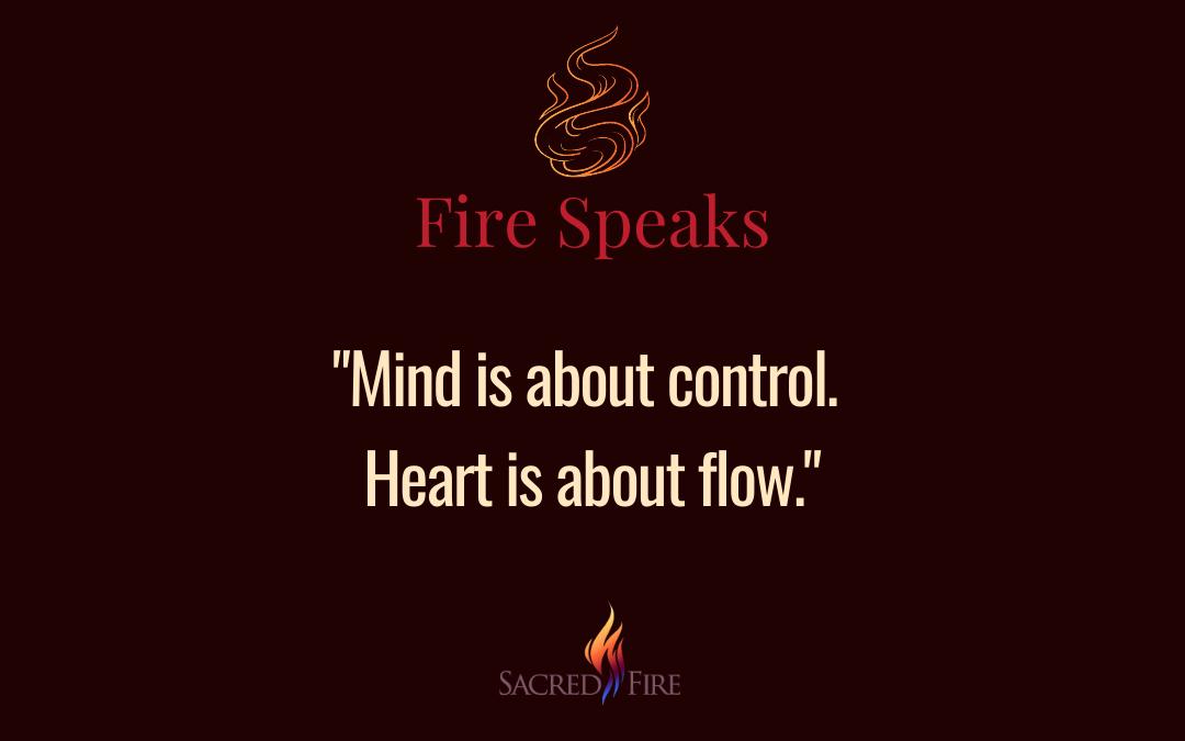 Grandfather Fire mind heart